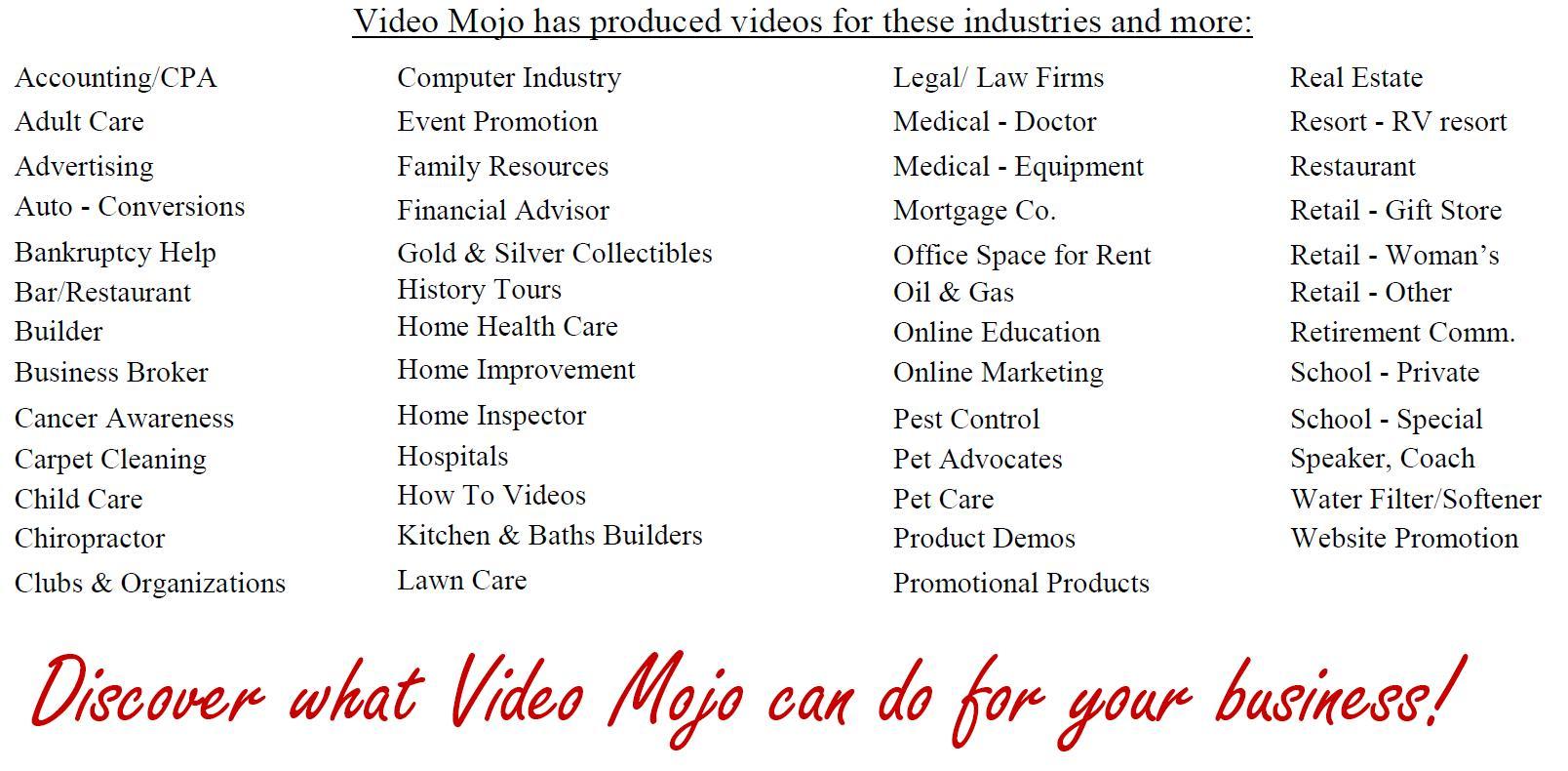 Video Mojo